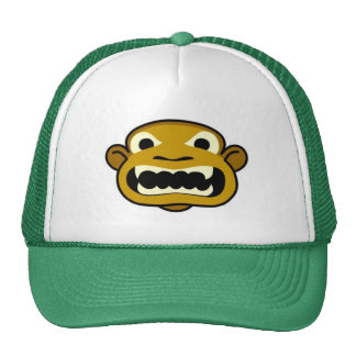 mean monkey cap
