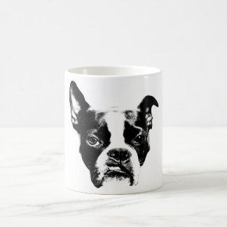 Mean Muggin! Boston Terrier Attitude Coffee Mug