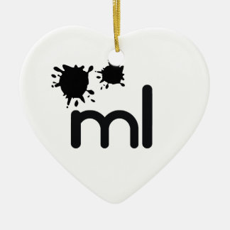 Meaningful living room brand and lifestyle ceramic heart decoration