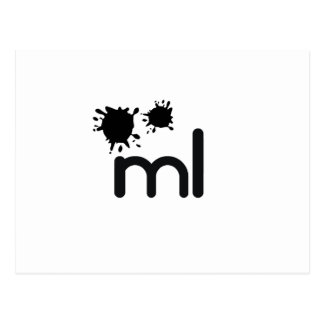 Meaningful living room brand and lifestyle postcard