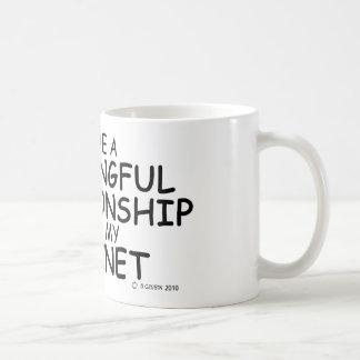 Meaningful Relationship Clarinet Mug