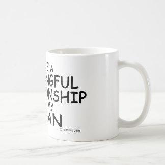Meaningful Relationship Organ Coffee Mugs