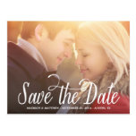 Meant to Be | Save the Date Postcard
