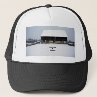 Meanwhile in Canada... Trucker Hat