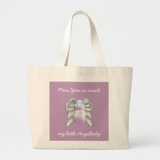 Measure you in such a way much jumbo tote bag