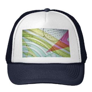 Measuring instruments trucker hat