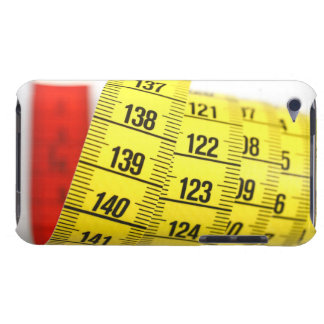 Measuring tape barely there iPod covers