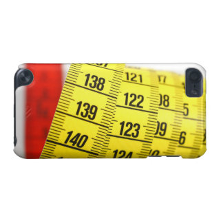 Measuring tape iPod touch (5th generation) case
