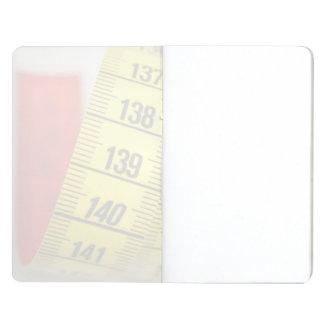 Measuring tape journal