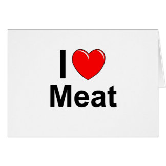 Meat Card