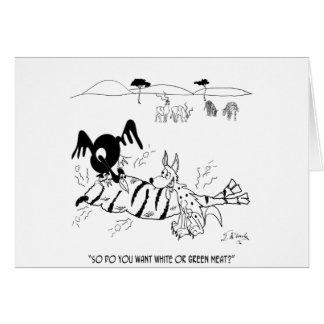 Meat Cartoon 9339 Card