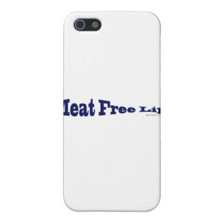 Meat Free Lips - Blue Fish Shaped iPhone 5 Cases