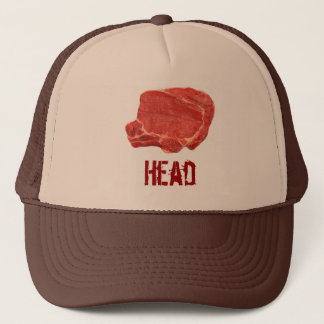 Meat Head Trucker Hat