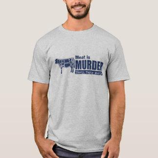 Meat is Murder T-Shirt