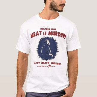 ...Meat Is Murder T-Shirt