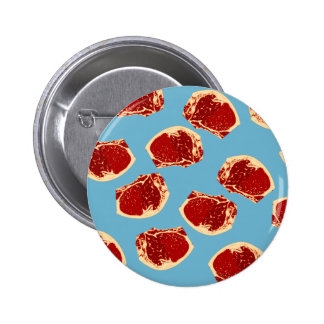 Meat Pinback Buttons