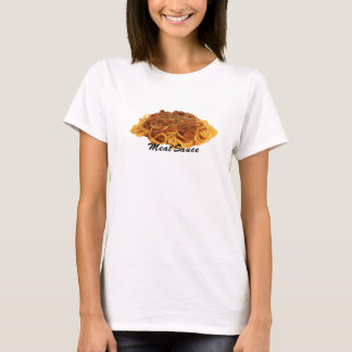 Meat Sauce Spaghetti T-Shirt