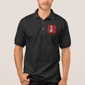 """Meat the New"" polo shirt"