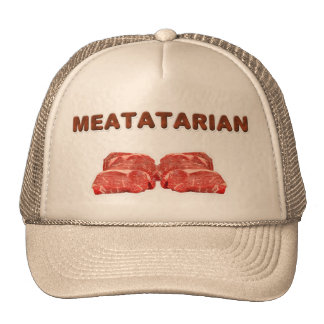 meatatarian hat
