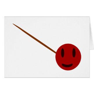 meatball card