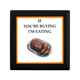 meatloaf gift box