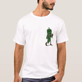 Meaty Okra T-Shirt