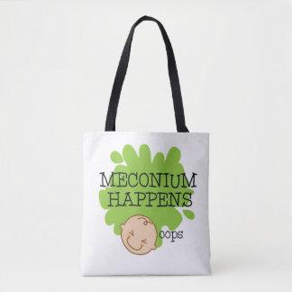 Mec Happens Tote Bag
