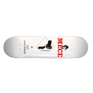 mece Soul Gun 20.6 Cm Skateboard Deck