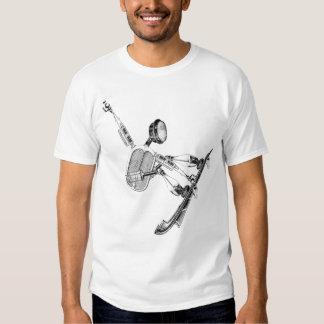 Mech-skater Tshirts