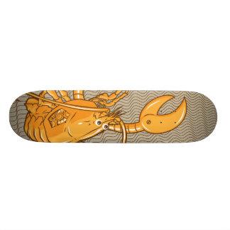 MechaLobster 21.3 Cm Mini Skateboard Deck