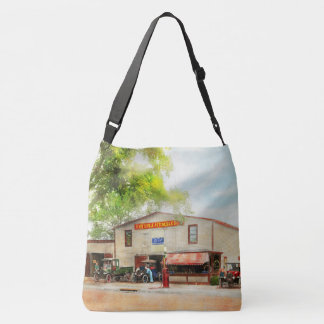 Mechanic - All cars finely tuned 1920 Crossbody Bag