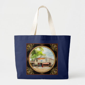 Mechanic - All cars finely tuned 1920 Large Tote Bag