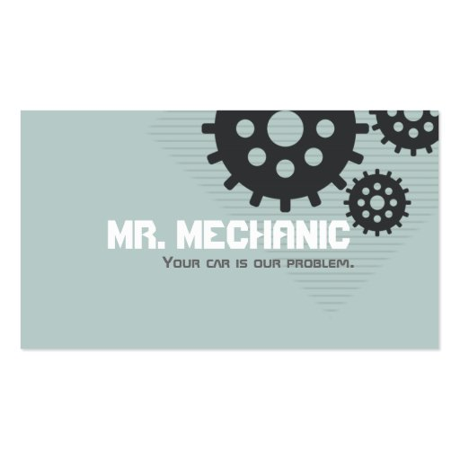 407 body shop business cards and body shop business card for Mechanic shop business cards