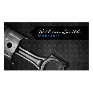 Mechanic business card