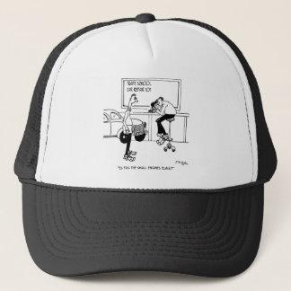 Mechanic Cartoon 5940 Trucker Hat