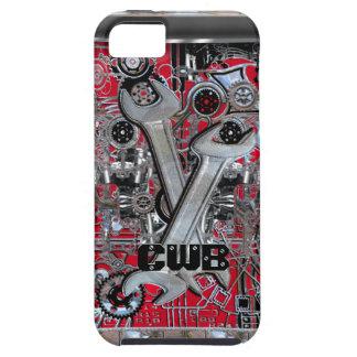 Mechanic iPhone 5 Cases