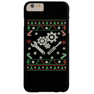 Mechanic - Merry Christmas Barely There iPhone 6 Plus Case