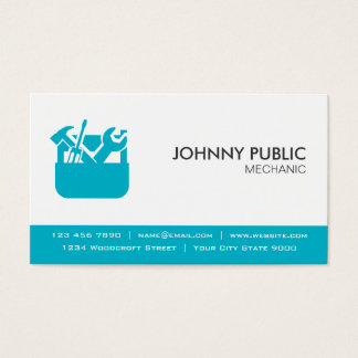 Mechanic - Professional Cards - Any Color