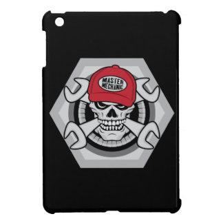 Mechanic Skull-01 iPad Mini Case