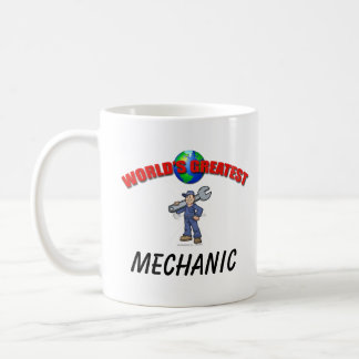 Mechanic- Worlds Greatest Mug