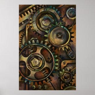 mechanical 1 poster