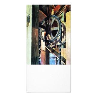 Mechanical Advantage Picture Card