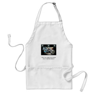 Mechanical Cooking Standard Apron