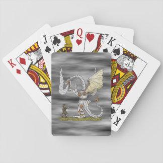 Mechanical Dragon Poker Deck