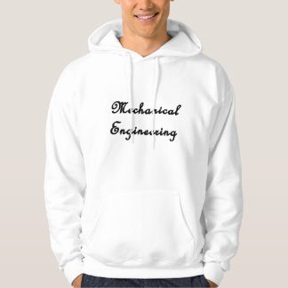 mechanical engineer hoodie