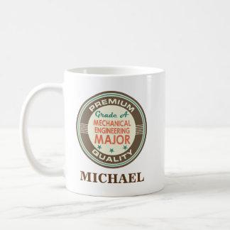 Mechanical Engineering Major Personalized Mug