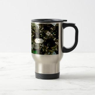 Mechanical Flex Abstraction Coffee Mug