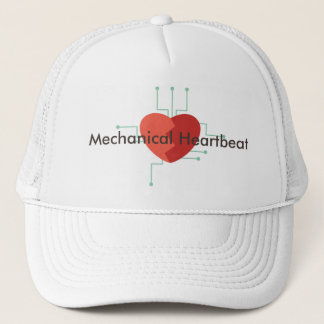Mechanical Heartbeat Merch Hat #1
