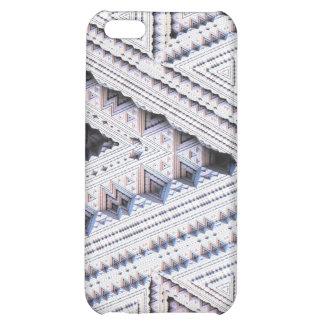 Mechanical Mountains 3D Fractal iPhone 5C Case