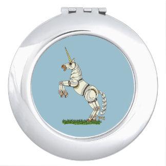 Mechanical Unicorn Vanity Mirror